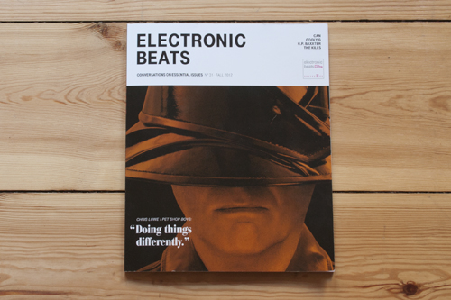 Electronic beats 31/2012