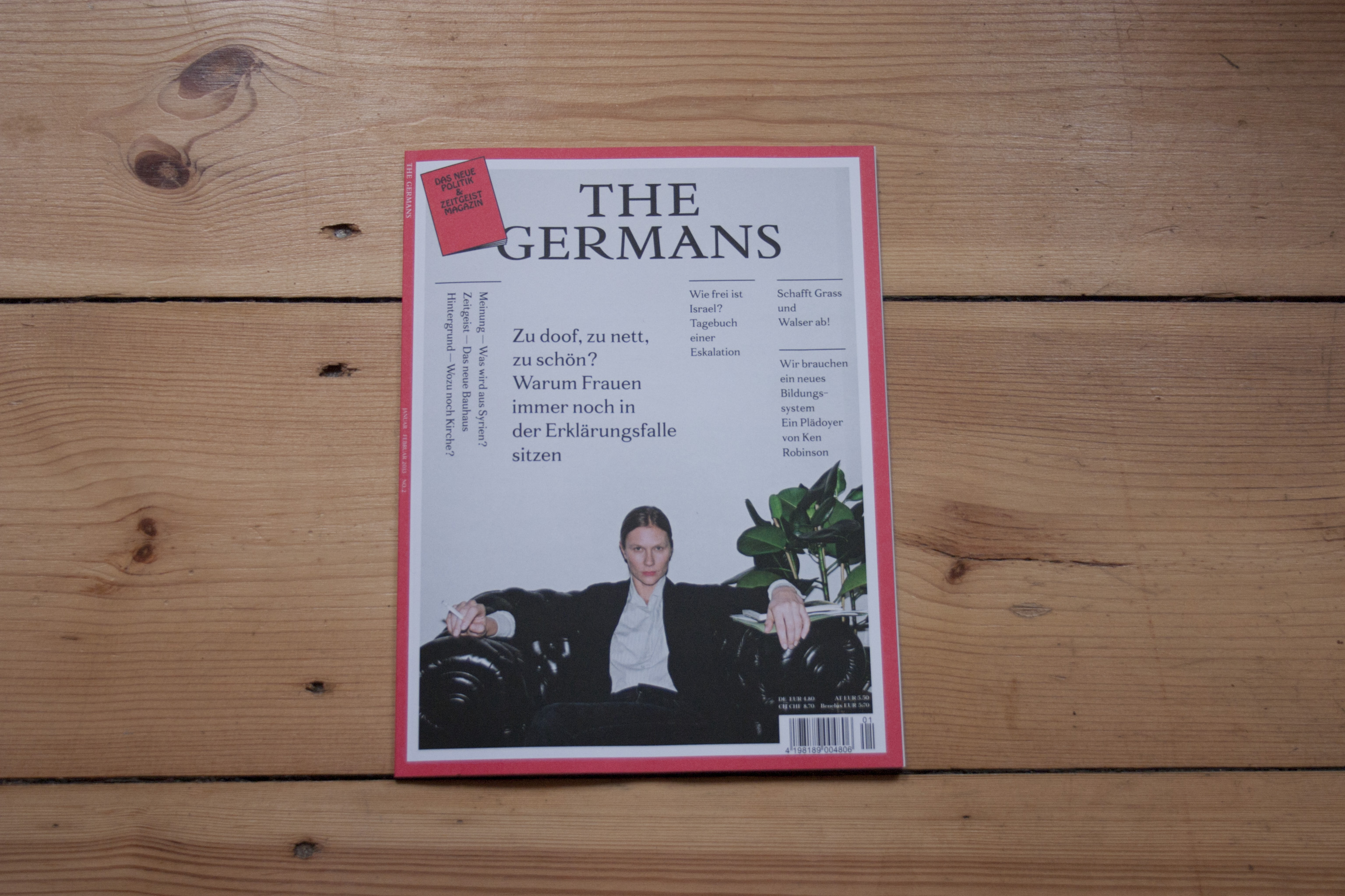 The Germans, Januar-Februar No. 2