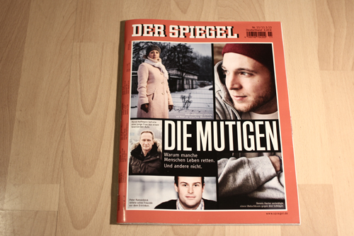 Spiegel Heft 11 / 2013