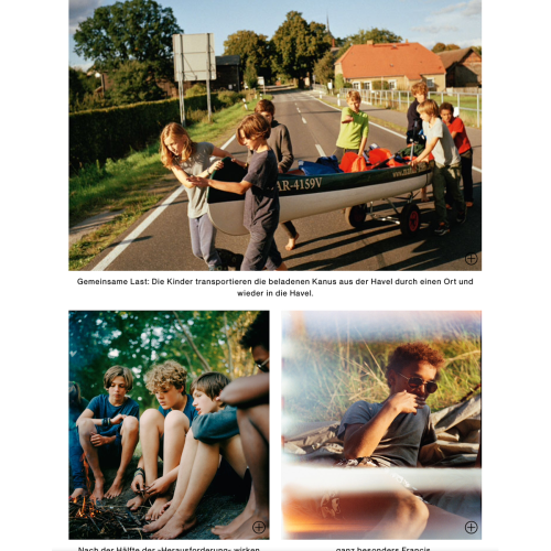 © Süddeutsche Zeitung Magazin, Text: Tina Hüttl und Carolin Pirich, Fotos: Fabian Zapatka